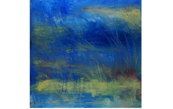 Rivera azul