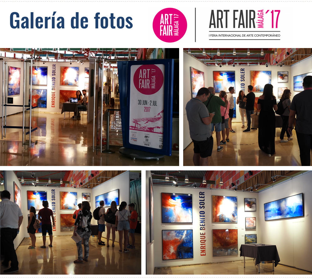 Art Fair Málaga fotos