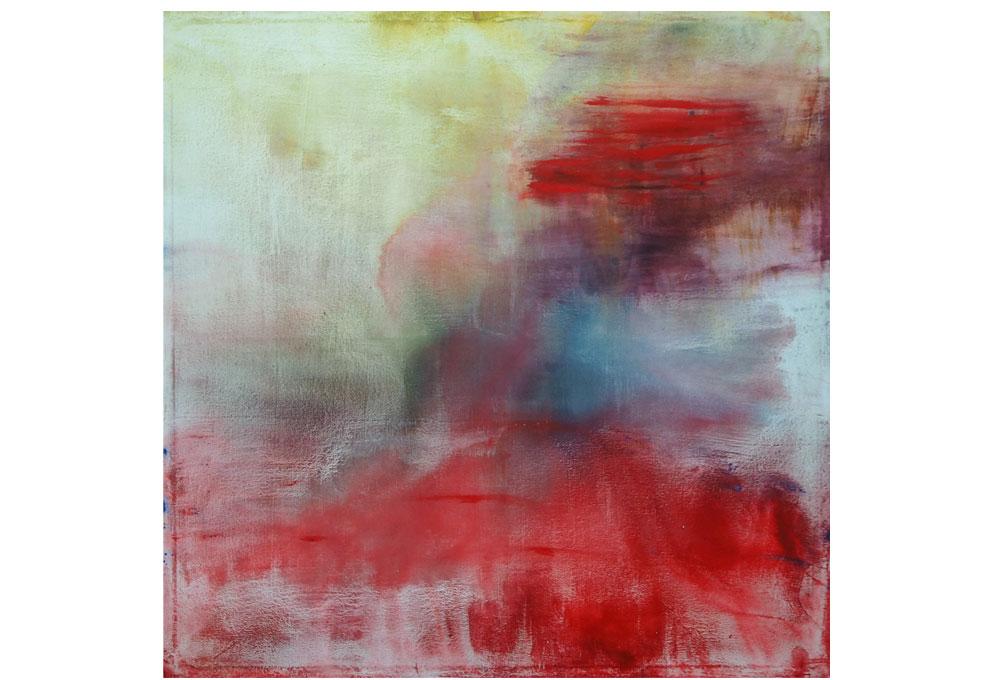 Pintura abstracta Enrique Benito Soler